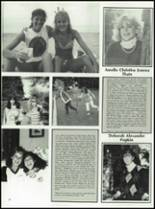1985 Blair Academy Yearbook Page 54 & 55