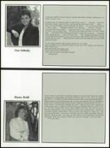 1985 Blair Academy Yearbook Page 56 & 57