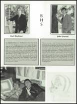 1985 Blair Academy Yearbook Page 60 & 61