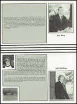 1985 Blair Academy Yearbook Page 62 & 63