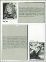 1985 Blair Academy Yearbook Page 74 & 75