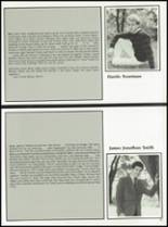 1985 Blair Academy Yearbook Page 78 & 79
