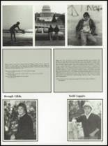 1985 Blair Academy Yearbook Page 80 & 81