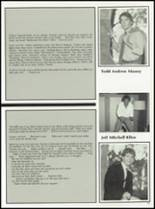 1985 Blair Academy Yearbook Page 82 & 83