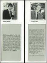 1985 Blair Academy Yearbook Page 86 & 87