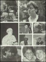 1985 Blair Academy Yearbook Page 100 & 101
