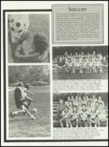 1985 Blair Academy Yearbook Page 110 & 111