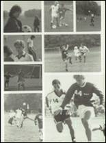 1985 Blair Academy Yearbook Page 112 & 113