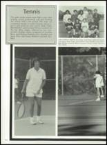 1985 Blair Academy Yearbook Page 114 & 115