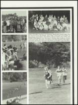 1985 Blair Academy Yearbook Page 116 & 117