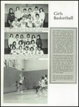 1985 Blair Academy Yearbook Page 122 & 123