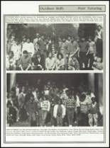 1985 Blair Academy Yearbook Page 136 & 137