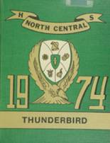 1974 Yearbook North Central High School