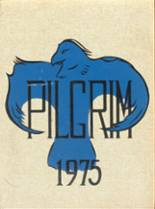1975 Yearbook Plymouth Carver High School