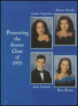 1995 Blue Valley West High School Yearbook Page 22 & 23