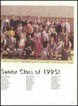 1995 Blue Valley West High School Yearbook Page 34 & 35