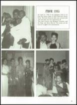 1995 Blue Valley West High School Yearbook Page 54 & 55