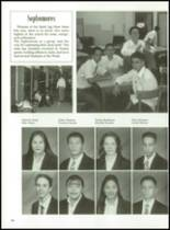 1995 Blue Valley West High School Yearbook Page 72 & 73