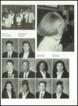 1995 Blue Valley West High School Yearbook Page 74 & 75
