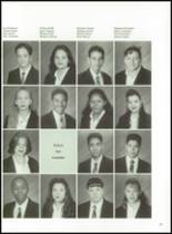 1995 Blue Valley West High School Yearbook Page 80 & 81