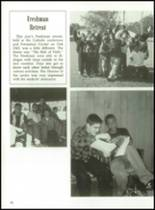 1995 Blue Valley West High School Yearbook Page 86 & 87