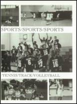 1995 Blue Valley West High School Yearbook Page 88 & 89