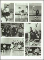 1995 Blue Valley West High School Yearbook Page 90 & 91