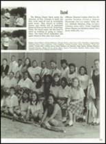 1995 Blue Valley West High School Yearbook Page 124 & 125