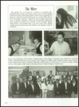 1995 Blue Valley West High School Yearbook Page 128 & 129