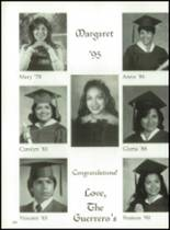 1995 Blue Valley West High School Yearbook Page 166 & 167