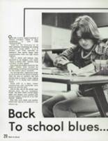 1978 Millard High School Yearbook Page 24 & 25