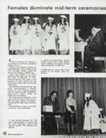 1978 Millard High School Yearbook Page 46 & 47