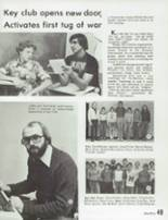 1978 Millard High School Yearbook Page 52 & 53
