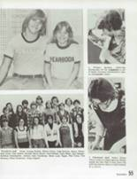1978 Millard High School Yearbook Page 58 & 59
