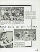 1978 Millard High School Yearbook Page 72 & 73