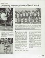 1978 Millard High School Yearbook Page 74 & 75