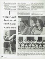 1978 Millard High School Yearbook Page 78 & 79