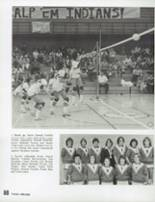 1978 Millard High School Yearbook Page 92 & 93