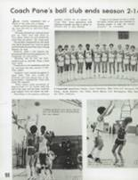 1978 Millard High School Yearbook Page 102 & 103