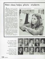 1978 Millard High School Yearbook Page 128 & 129