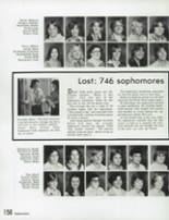 1978 Millard High School Yearbook Page 154 & 155
