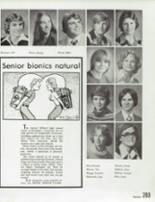 1978 Millard High School Yearbook Page 206 & 207