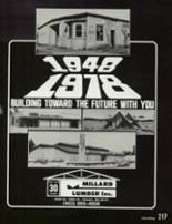 1978 Millard High School Yearbook Page 220 & 221