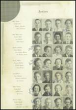 1936 Paris High School Yearbook Page 46 & 47