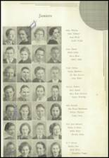 1936 Paris High School Yearbook Page 48 & 49