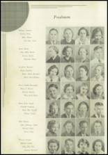 1936 Paris High School Yearbook Page 62 & 63