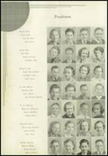 1936 Paris High School Yearbook Page 64 & 65