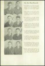 1936 Paris High School Yearbook Page 92 & 93
