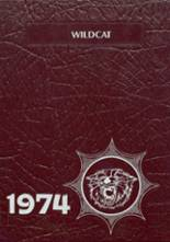 1974 Yearbook Calallen High School