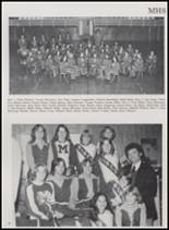 1979 Minco High School Yearbook Page 52 & 53